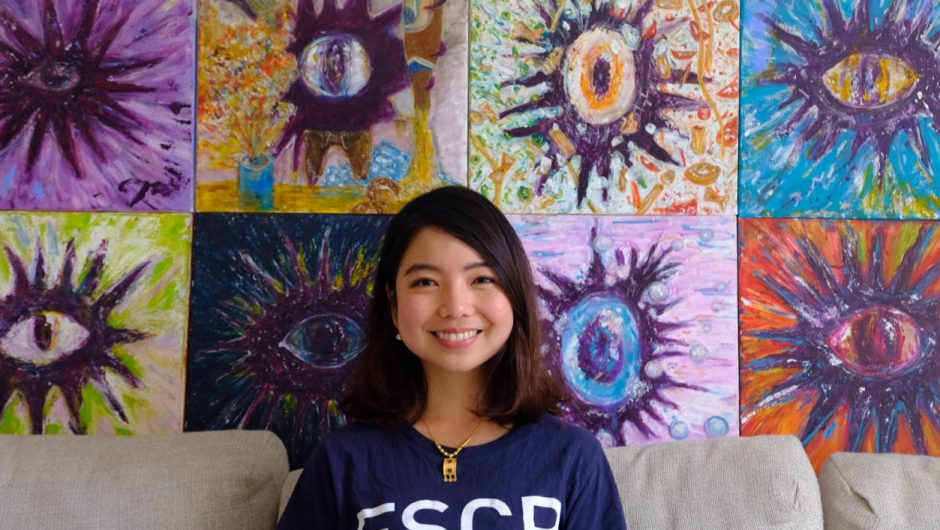 ESCP student and social entrepreneur Jo Bautista